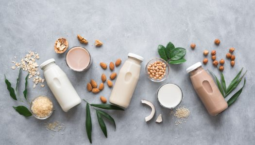 Bebidas plant-based, una alternativa en el mercado